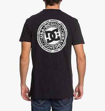 DC Shoes Circle Star - Camiseta para Hombre - Camiseta Hombre: DC Shoes: Amazon.es: Deportes y aire libre