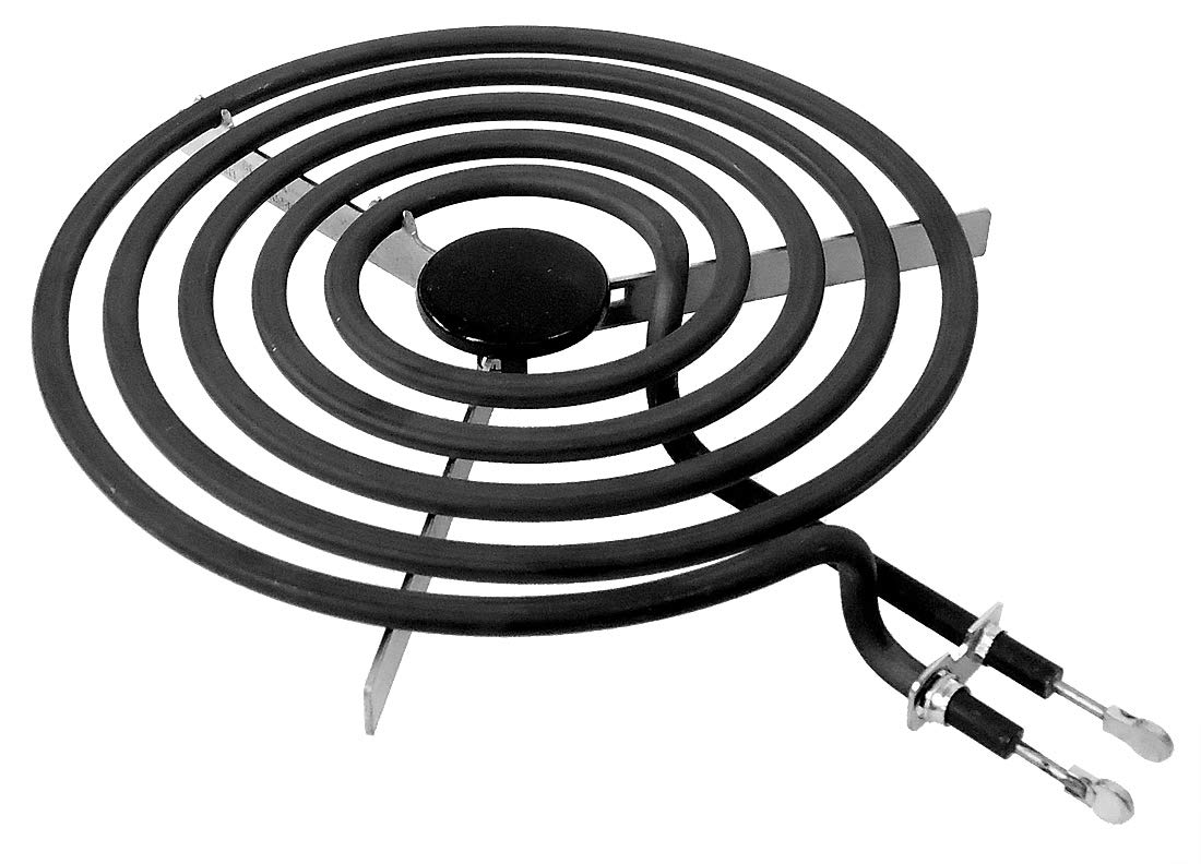 "ClimaTek Upgraded Cooktop Stove 8"" Range/Stove Surface Burner Element Fits Kenmore Frigidaire 5308011964 AP2152680 08004685"