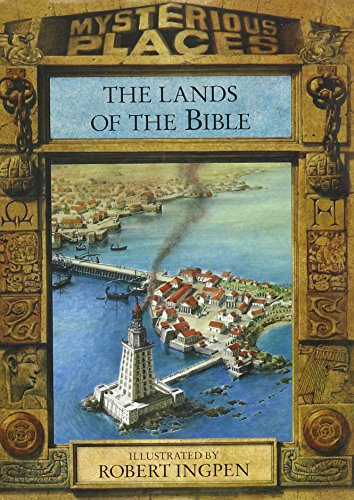 The Lands of the Bible (Mysterious Places) by Chelsea House Pub (Image #2)