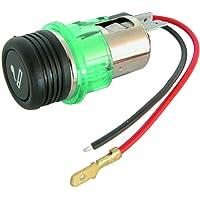 Carpoint 0523203 - Encendedor de coche con luz