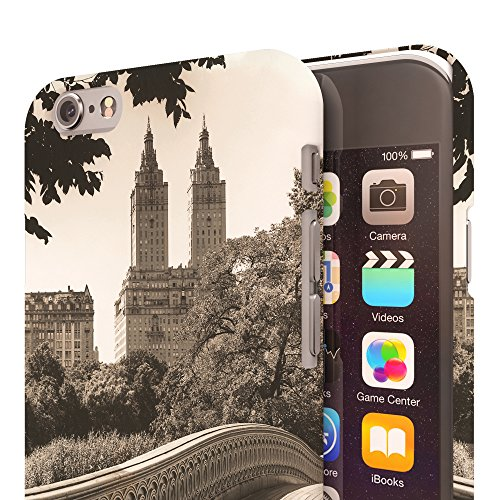 Koveru Back Cover Case for Apple iPhone 6 - Over Footbridge