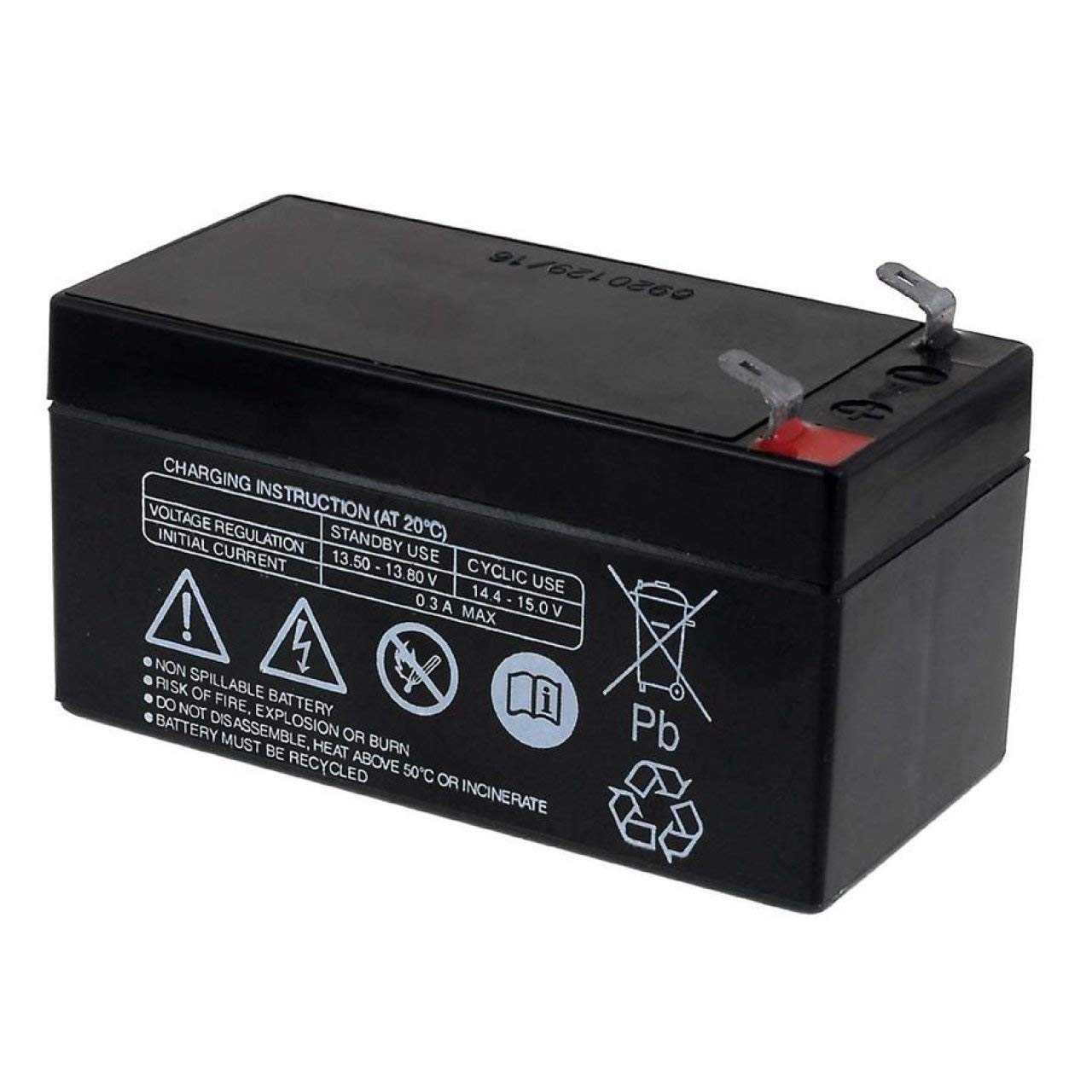 FIAMM Batería de Plomo-ácido FG20121 Vds