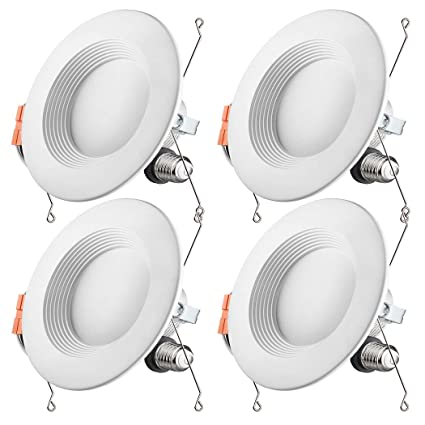 Otronics 5 6 Inch Dimmable Led Recessed Light Fixture 15w 100w