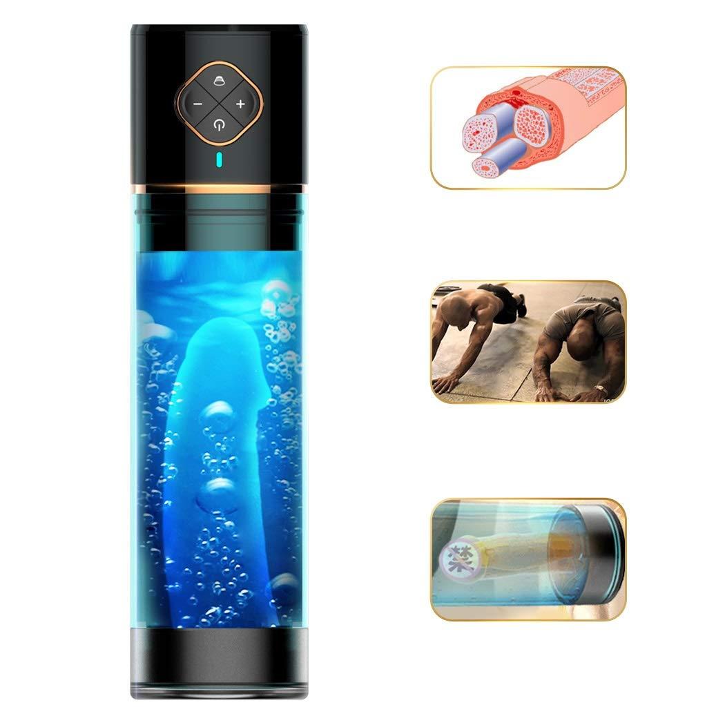 Male PênīsPump Electric Pê~NIS Enlargêment Pump Enlargê Tool Strong Automatic Pê~NIS Suction Strength Pê~NIS Extending for Men