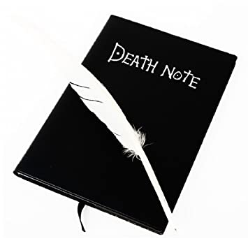 Death Note  Notebook AmazonCoUk Office Products