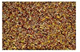 Leeve Dry Fruits Roasted Salted Flax Seeds Roasted Jawas Alsi, 400G
