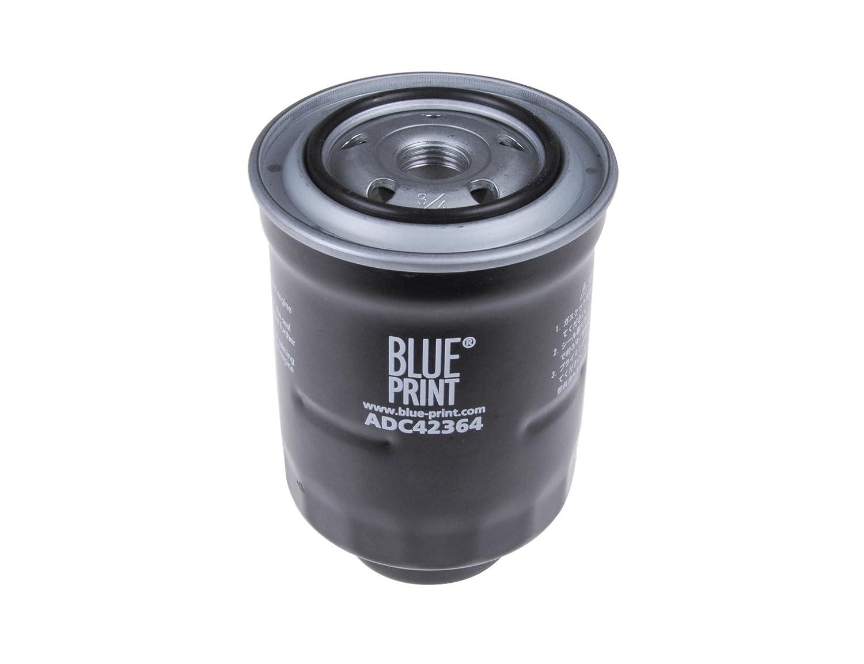 Blue Print ADC42364 Kraftstofffilter/Dieselfilter mit Dichtring, 1 ...