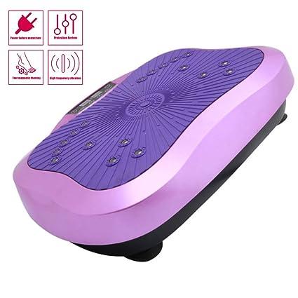 Xianxian88 Plataforma vibratoria de Fitness, Equipo de ...