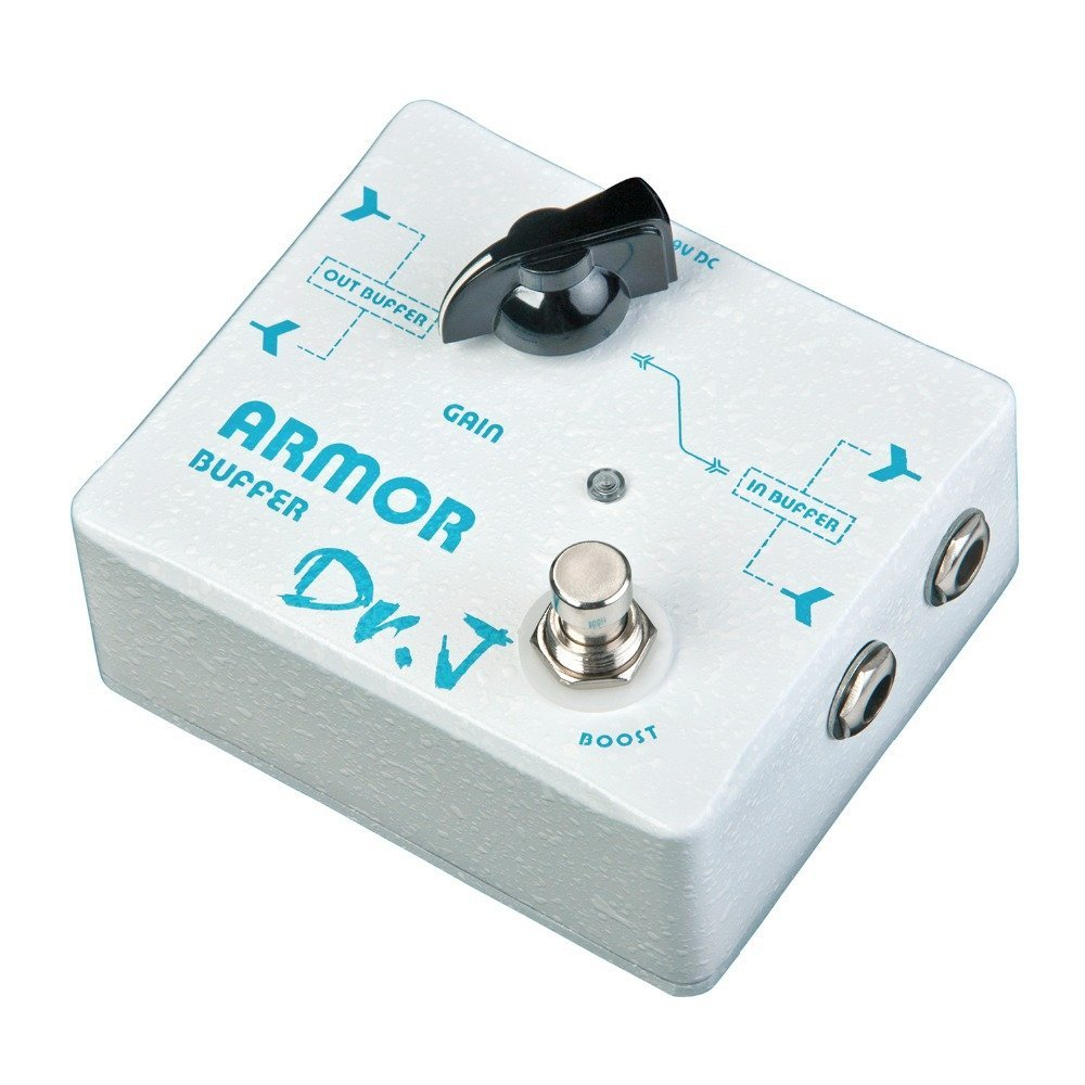 Dr J Armor Buffer Guitar Signal Path Effect by DR.J