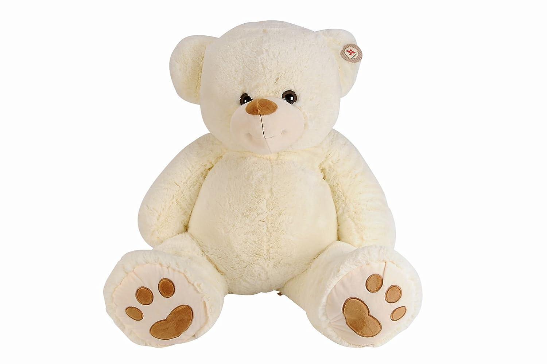 Simba 6305812732 - Nicotoy Plüsch Bär 100 cm beige