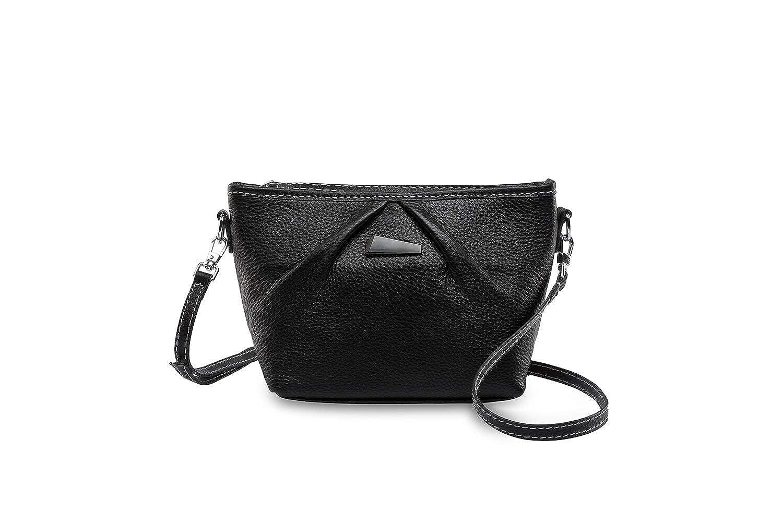 Women Leather Wristlet...