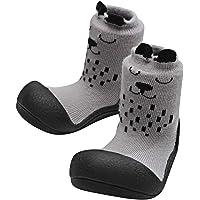 Attipas Cutie Baby Walker Shoes, Grey, XXX-Large