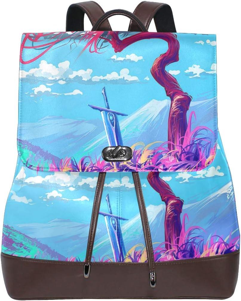 Backpack School Bag Storage Bag For Men Women Girls Boys Personalized Pattern Art Paintings Shopping Bag Travel Bag