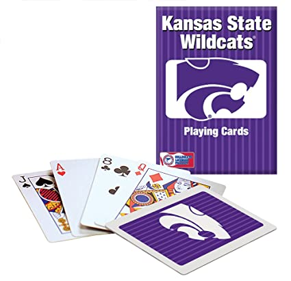 Funsport Kansas State Playing Cards