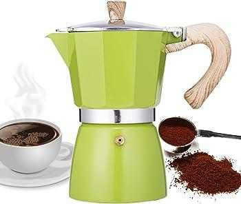 NARCE Stovetop Espresso Maker Moka Pot