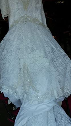 Mori Lee Size 14 Wedding Dress 1351