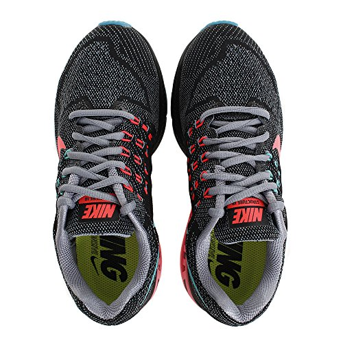 5fe13aa95d6b new Nike Women s Air Zoom Structure 18 (7 Wide) Magnet Grey - tester ...
