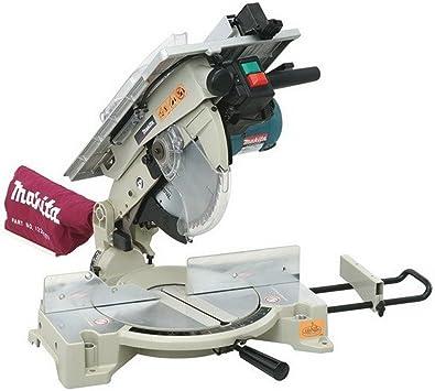 Makita LH1040F Ingletadora Con Mesa Y Luz 1650W 4800 Rpm Disco 260 ...