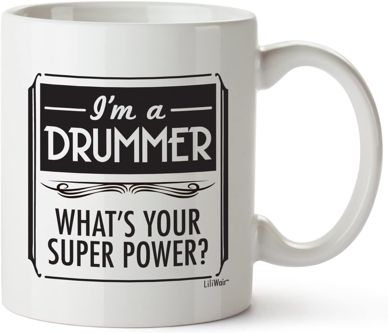 Amazon Com Fathers Day Gifts For Drummers Women Men Boyfriend Girlfriend Birthday Unique Best Cheap Funny Perfect Mug Drummers Girl Prime Gift Bag Mens Ideas Cool Dad Novelty Boyfriend Man Musician Kitchen