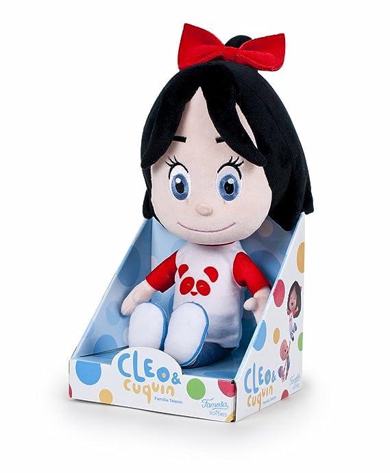 Famosa Softies - Familia Telerín Peluche, 30 cm (760016681): Amazon.es: Juguetes y juegos