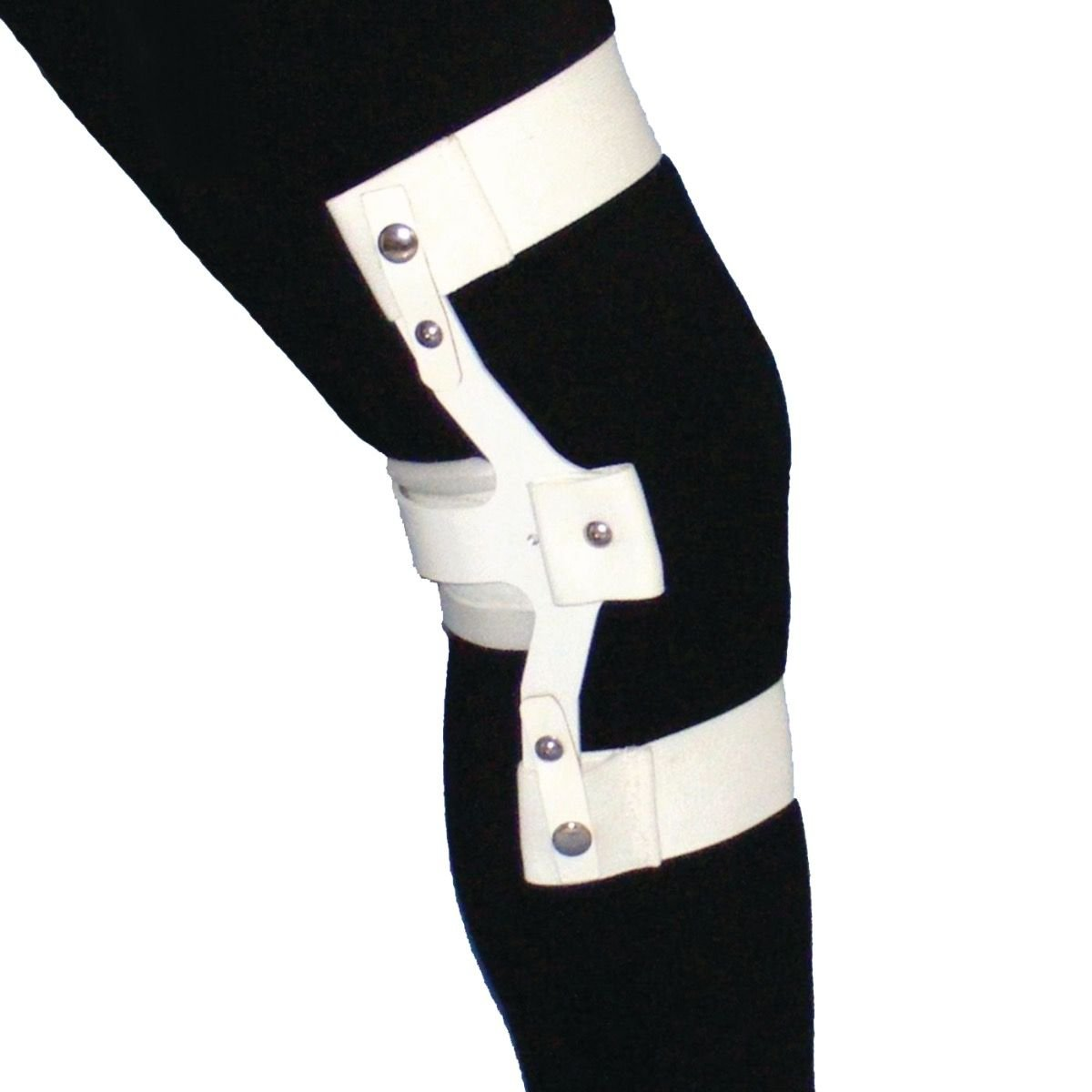 Physical Therapy Aids-41646 Swedish Style Knee Brace, Medium