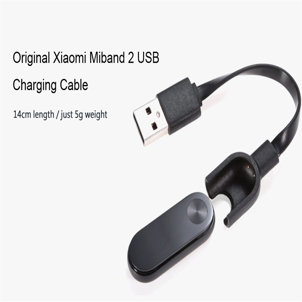 SMARTLADY Cables Cargando para Xiaomi Mi band 2