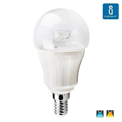 Aigostar - 182991 -bombillas led c5 p45b de 6 watios, casquillo fino (e14