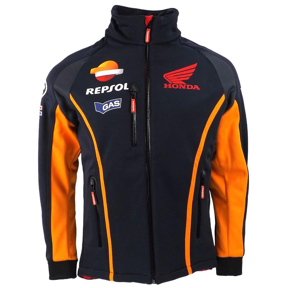 Galleon Honda Repsol Moto Gp Team Gas Soft Shell Jacket