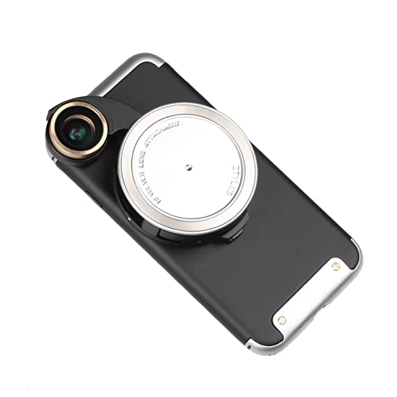 Ztylus 4 In 1 Revolver Lens Smartphone Camera Kit For IPhone 8 Super