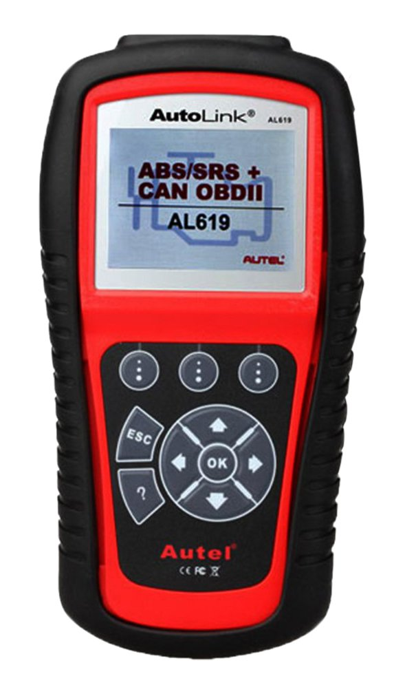 Autel AL619 AutoLink ABS/Air Bag + OBDII Scan Tool Reviews
