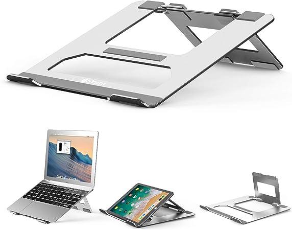 BoYata Soporte para computadora portátil, Soporte para computadora ...
