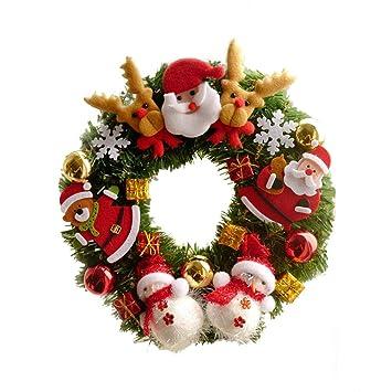 Türkranz Weihnachten.Poetryer Türkranz Weihnachten Herbst Wreath Flowers Door Kranz Blumen Geeignet Für Sofas Kamine Tore Weihnachten