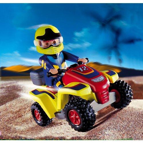 Playmobil Quad Bike (Quad Playmobil Bike)