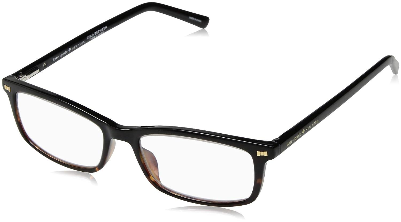 a605cbb846417 Amazon.com  Kate Spade Women s Jodie2 Rectangular Reading Glasses ...