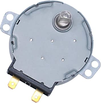 WB26X10038 *NEW* REPLACEMENT GE MICROWAVE TURNTABLE MOTOR
