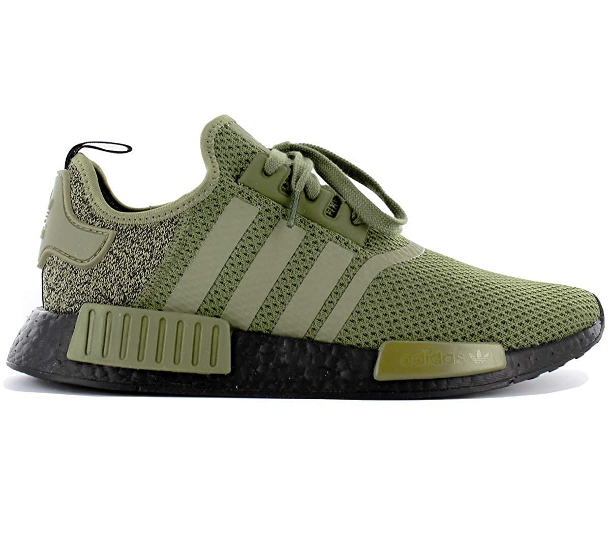 714ce49d2640a adidas - NMD R1 - AQ1246 - Color: Green-Olive - Size: 8.0: Amazon.co ...