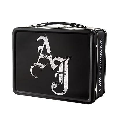 Amazon.com  AJ Styles I Am Phenomenal WWE Black Lunch Box  Home ... 21768565c60b1