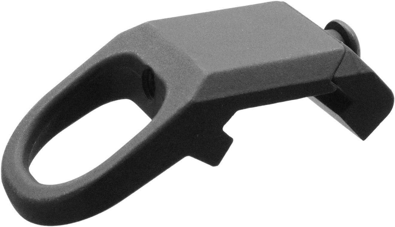 BEGADI Low Profile Sling Adapter mit Weaver Montage aus Metall f/ür alle 20mm Weaverschienen schwarz