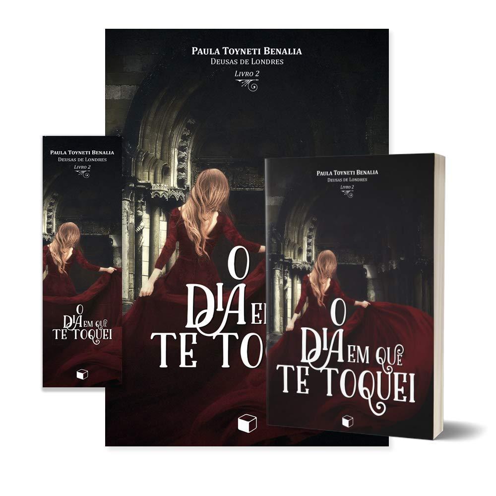 O Dia Em Que Te Toquei | Amazon.com.br