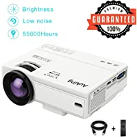 AuKing 2200-Lumens Home Theater Projector