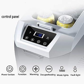 MJK Nevera congeladora, compresor portátil de bajo consumo, nevera ...