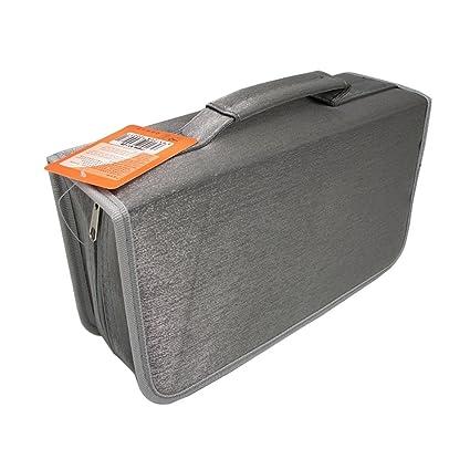 Yamde Portable 128 CD case Disc Storage Case Bag CD/ DVD Wallet for Car  sc 1 st  Amazon.com & Amazon.com: Yamde Portable 128 CD case Disc Storage Case Bag CD/ DVD ...