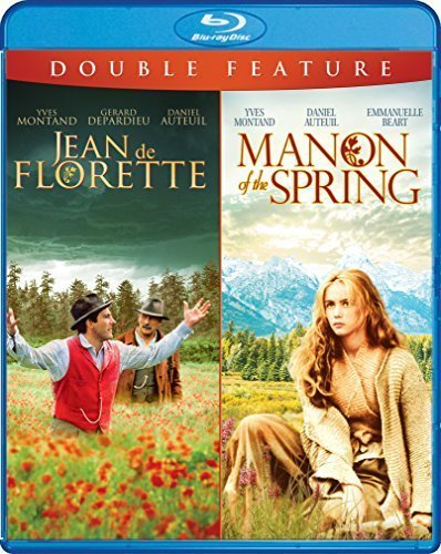 Jean De Florette / Manon Of The Spring [Blu-ray] by Shout! Factory by Claude Berri