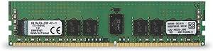 Kingston Technology 8GB DDR4 2133MHz Reg ECC Workstation Memory for Select Dell Desktops KTD-PE421/8G