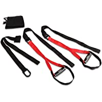 Suspension Training With Pull Rope, Home Leg Strength Gym Training Equipment, Body Fitness Strength Training Machine Gym Tool (Size : C)
