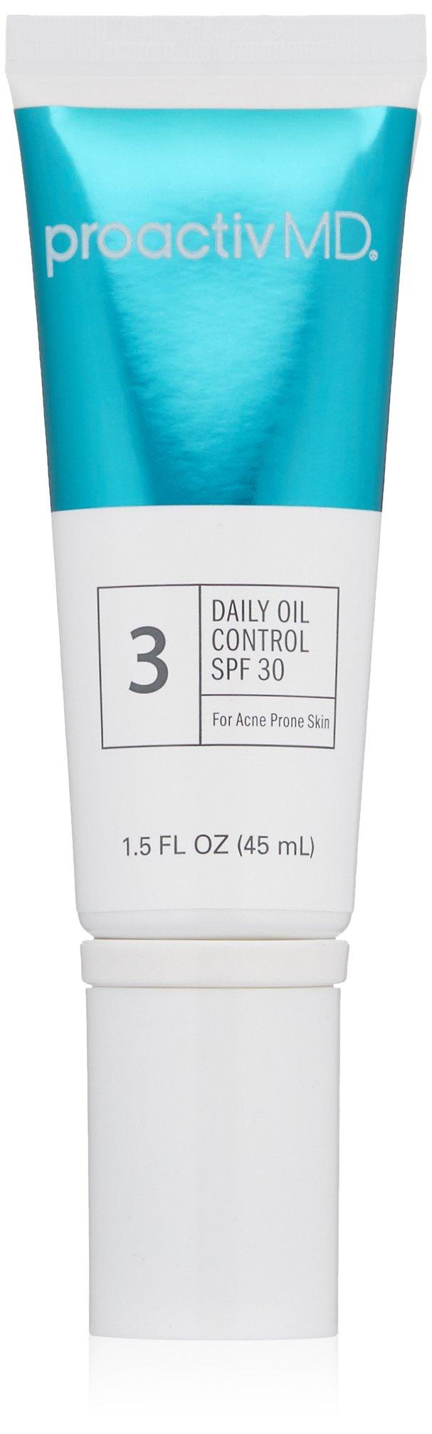 ProactivMD Daily Oil Control SPF 30, 1.5 Ounce