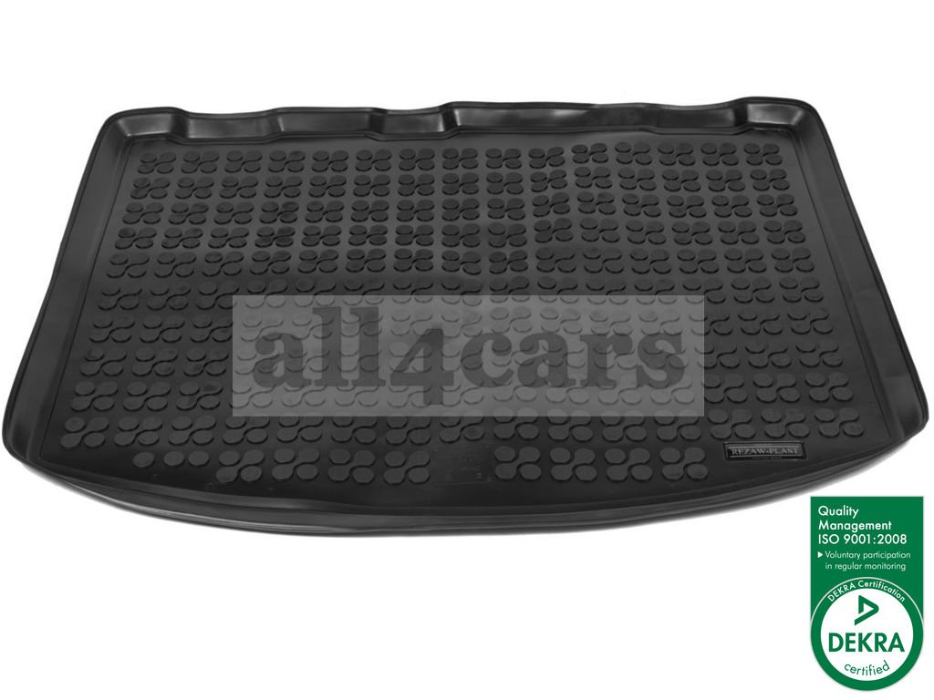 Fully Tailored PVC Boot Liner//Mat//Tray carmats4u To fit 2008 2013 Anthracite Carpet Insert