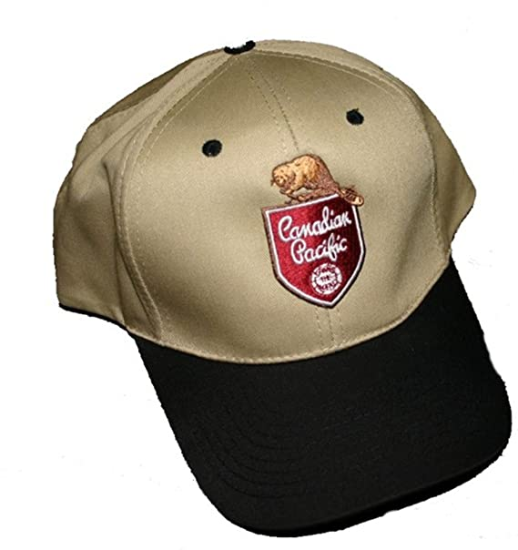 78ebaa714e0 Amazon.com  Canadian Pacific Railway Embroidered Hat  hat75   Clothing