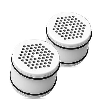 Ari 10 etapa con 2 cartucho de filtro de recambio de filtro de ducha Universal –