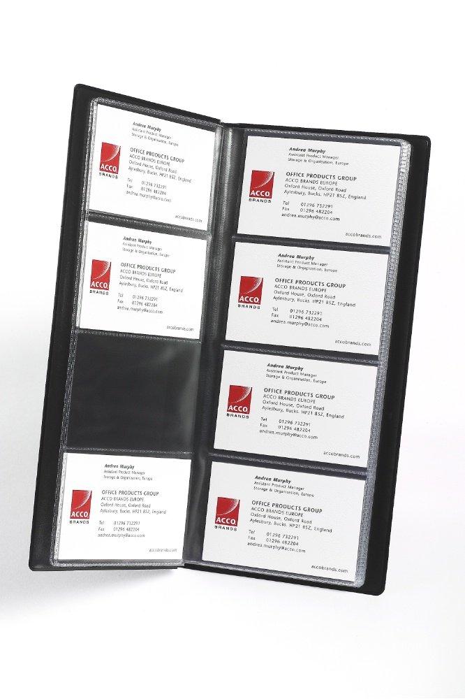Rexel Professional Business Card Bk